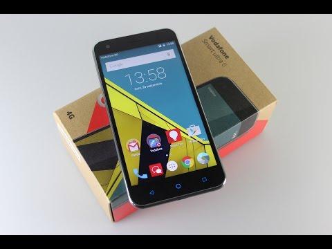 Vodafone Smart Ultra 6 - unboxing și primele impresii | GADGET.RO |