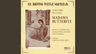 Madama Butterfly: Act II: Una nave de guerra (Suzuki, Butterfly)