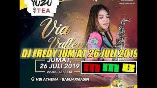 Download Mp3 Via Vallen Dj Fredy Jum'at 26-07-2019 Athena Banjarmasin