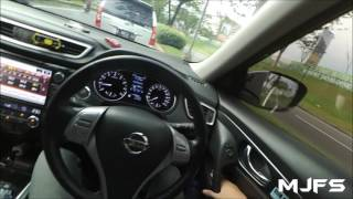 TEST DRIVE NISSAN X-TRAIL 2016 #Carvlog