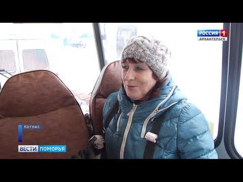 Полтора десятка перевозчиков-нелегалов работают на маршруте «Котлас-Коряжма»