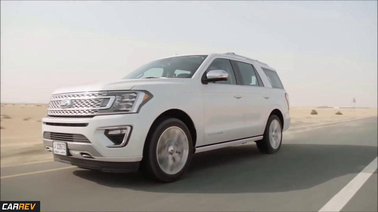 2019 Ford Expedition Platinum MAX SUV - YouTube