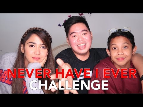 Friendship Over! (NEVER HAVE I EVER CHALLENGE) | Riva Quenery & Awra Briguela