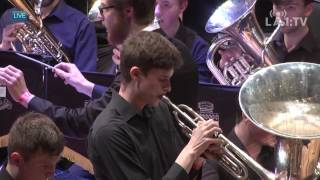 Blue - University of Manchester at UniBrass 2016