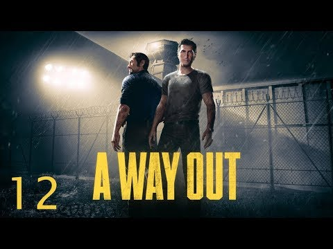 A Way Out with Coestar - Co-Op Adventure Game - E12