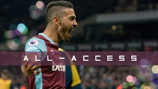 ALL-ACCESS: WEST HAM 1-0 TOTTENHAM HOTSPUR