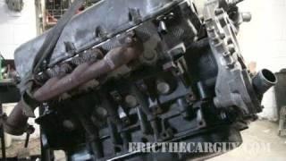 2002 dodge ram 1500 engine swap 4 7l part 2 ericthecarguy