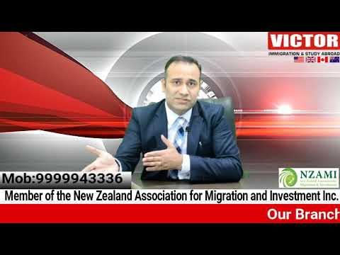 Visa consultant in New Delhi, Chandigarh, Mohali - Mr. Victor
