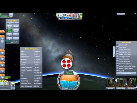 When We Left Stock Episode 2 - Kerbal Space Program mod spotlight