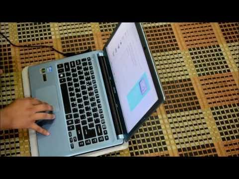 Hands on - Acer Aspire V5 471
