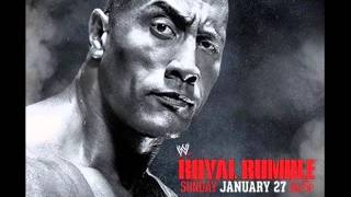 "WWE Official Royal Rumble 2013 Theme Song - ""Champion"" By Clement Marfo & The Frontline W/ Lyrics"