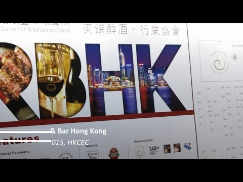 Restaurant & Bar Hong Kong 2015 - Highlights