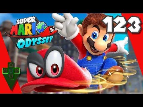 """Grounchy"" - PART 123 - Super Mario Odyssey"