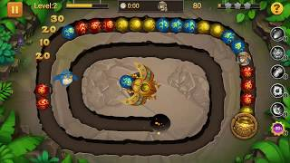 Permainan Petualangan Marble screenshot 1