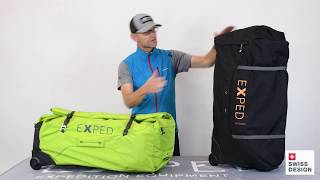 EXPED Galaxy Roller Duffle | Details