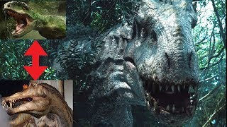 Which Carnivore Could Take Down The I-Rex? | Jurassic World Hybrid