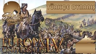 MANPOWERI SIFIRLADIK PAMPA / Europa Universalis IV Türkçe : Göktürkler - Bölüm 11