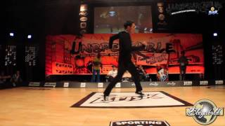 Differ vs Luan // .BBoy World // BREAKING 1on1 EIGHT-FINAL | UNBREAKABLE 2014