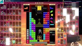 Tetris 99 Invictus - KO'd All Top Ten