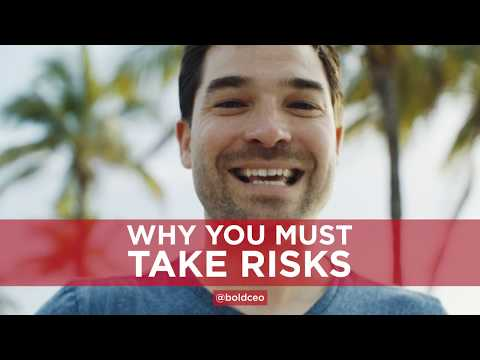 Why You Must Take Risks in Business