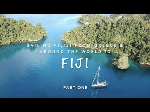 Sailing To Fiji -part One