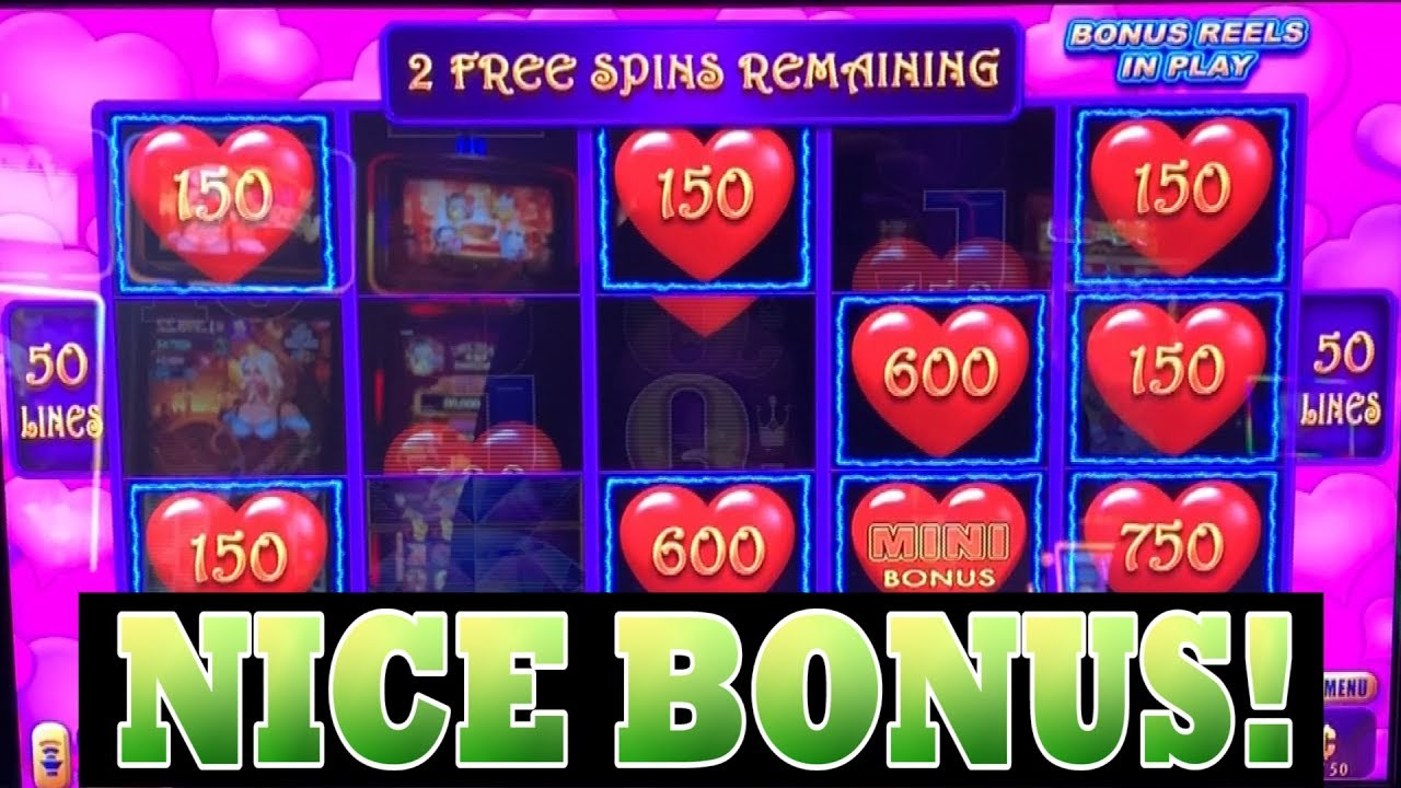 Wonderheart Slot Machine