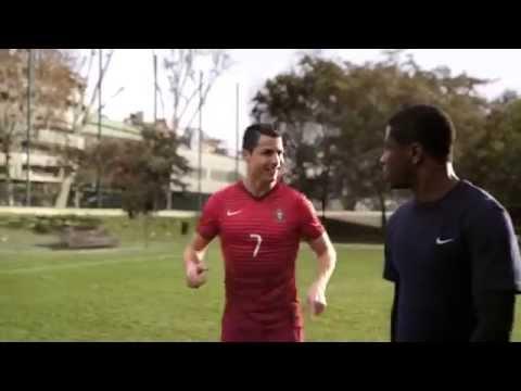 """Nike """"A Pelada"""" Copa 2014 (HD)"""