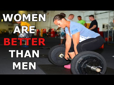 Women Are Tougher Than Men
