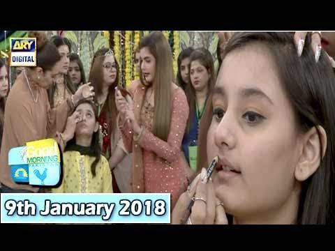 Good Morning Pakistan - 9th January 2018 - ARY Digital Show