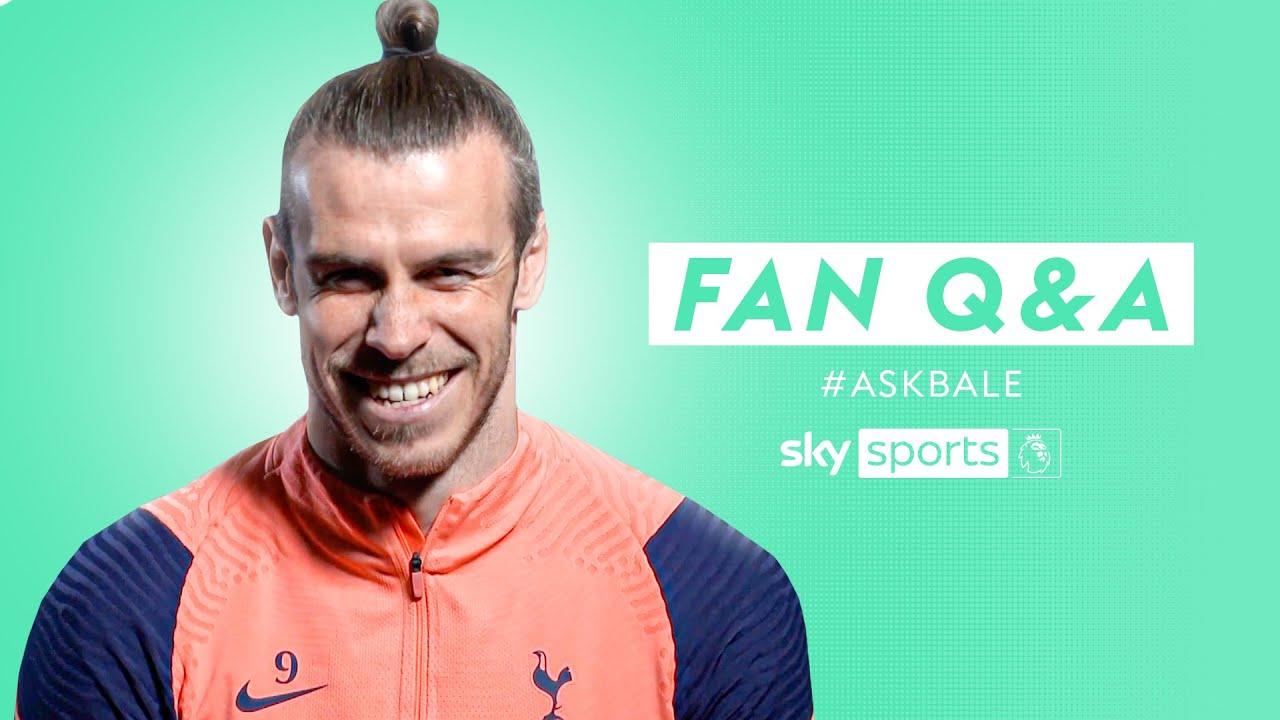 Why does Gareth Bale believe in Aliens? 👽 | Fan Q&A with Gareth Bale #AskBale