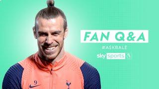 Sink a Hole-in-One or Score a Hat-trick? ⛳ | Fan Q\u0026A with Gareth Bale #AskBale