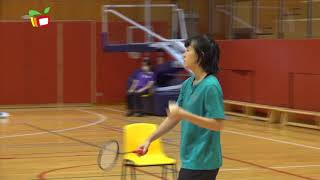 Publication Date: 2020-09-04 | Video Title: 活動領域—19/20學年學界羽毛球比賽