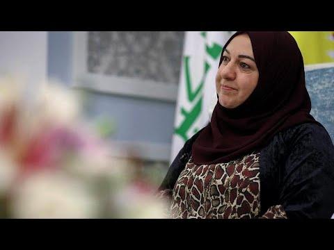 رئيسة برلمان كردستان العراق.. مثال للمرأة الجريئة وسط -عالم الرجال-…  - 17:56-2021 / 6 / 15