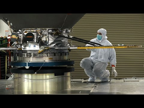 NASA's InSight Mars Mission: Countdown to T-Zero