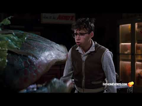 "Little Shop of Horrors: The Director's Cut - ""Feed Me, Seymour!"" Clip"