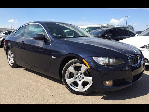 Pre Owned Blue 2007 Bmw 3 Series 328xi Awd In Depth Review Drayton