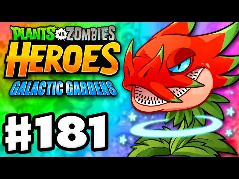 Dark Matter Dragonfruit Legendary! - Plants vs. Zombies: Heroes - Gameplay Walkthrough Part 181