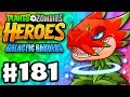 Dark Matter Dragonfruit Legendary! - Plants vs. Zombies: Heroes - Gameplay Walkthrough Part 181