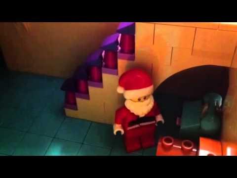 Lego Spongebob Christmas part 1