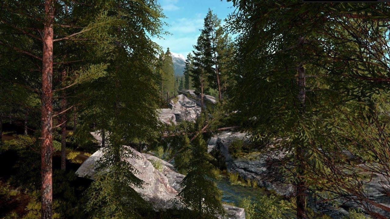 Farming Simulator 17 Modding - Maps Goldcrest Valley