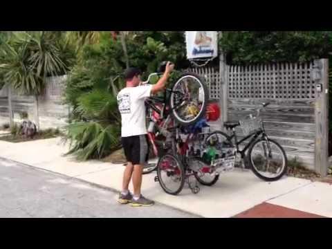 BikeMan Bike Rentals Key West Bicycle Rental Grease Machine