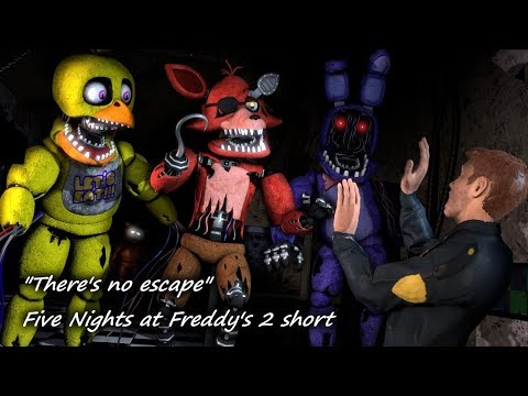 """There's No Escape"" The Complete Series - Five Nights at Freddy's 2 short thumbnail"