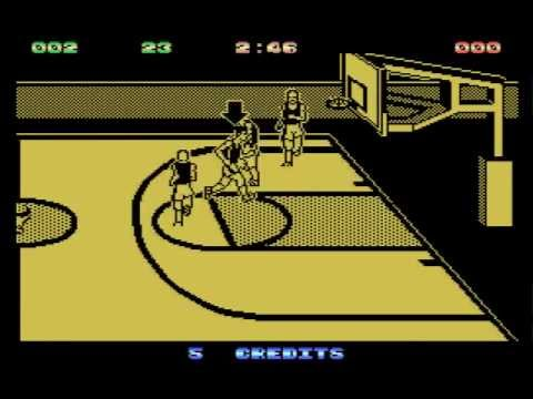 Magic Johnson's Basketball (Dro Soft, 1990)