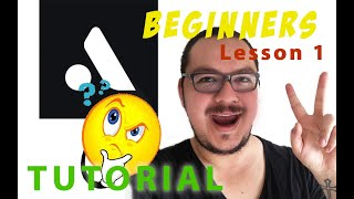 Auxy studio tutorial for beginners lesson 1 Video