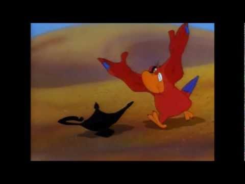 Aladdin 2 , Je prend soin de ma vie.