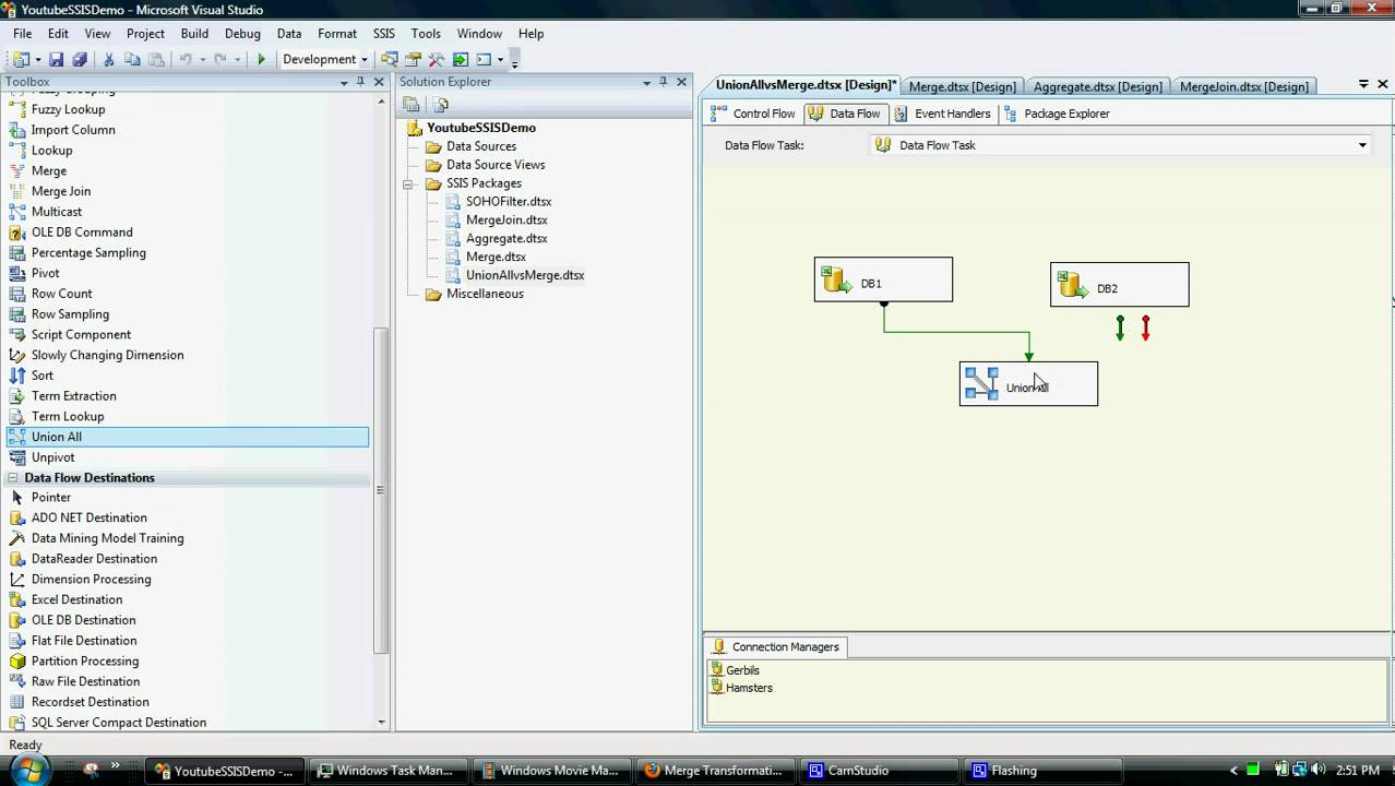 Using a union all merge transformations to append datasets in using a union all merge transformations to append datasets in ssis gamestrikefo Gallery