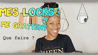 LOCKS : Démangeaisons ? Les solutions ! #DREADLOCKS #gratte #demangeaisons #pellicules