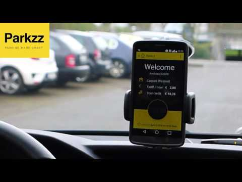 Parkzz The Innovation that unlocks ANY CAR PARK for marketing on any app, site or in-car device[