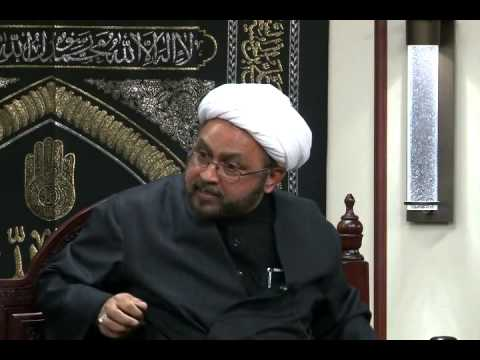 H.I. Mukhtar Faezi 10th Majlis   Muharram 1436   November 3rd 2014