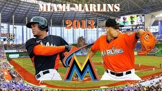 Miami Marlins 2013 Baseball Highlights